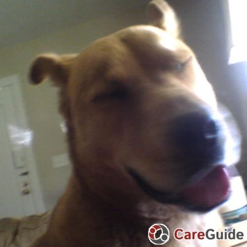 Pet Care Provider Erica Himes's Profile Picture