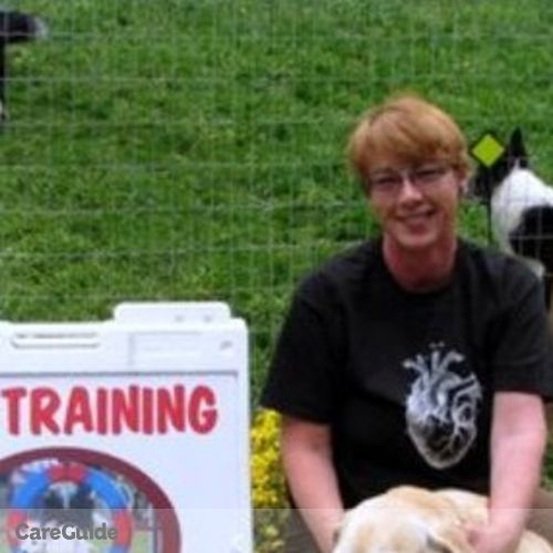 Pet Care Provider Nicky Mathieson's Profile Picture
