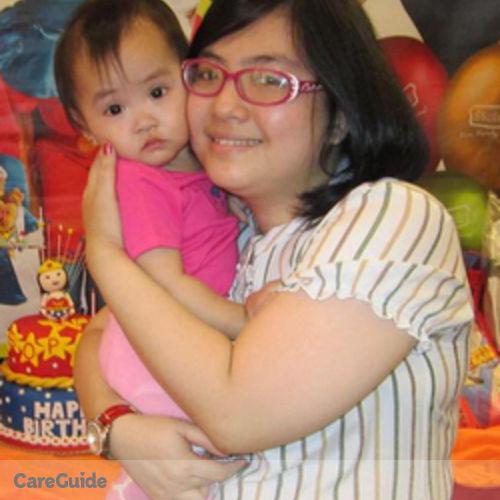 Canadian Nanny Provider Evangeline Lee's Profile Picture