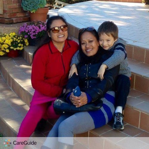 Child Care Provider Reetu Robinson's Profile Picture