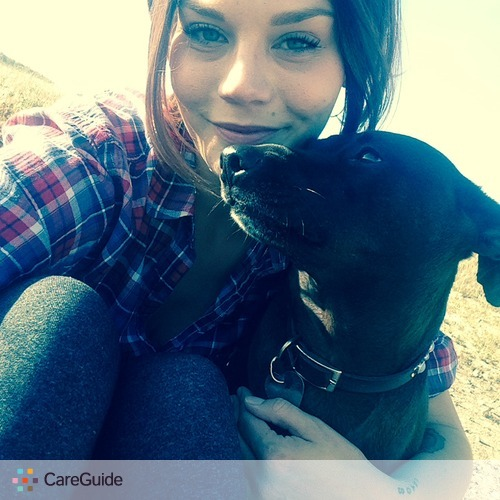 Pet Care Provider Courtney Horvath's Profile Picture
