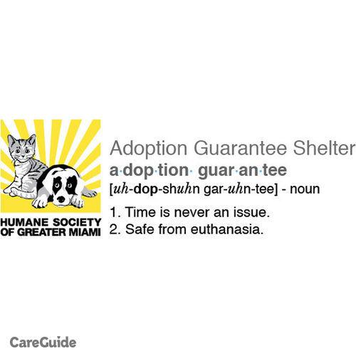 Pet Care Provider Humane Society G's Profile Picture