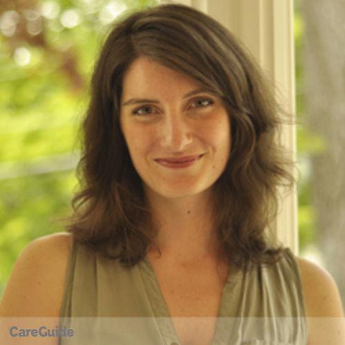 Canadian Nanny Provider Rebecca SIngbeil's Profile Picture