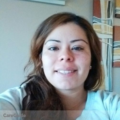 Canadian Nanny Provider Angela Morales's Profile Picture