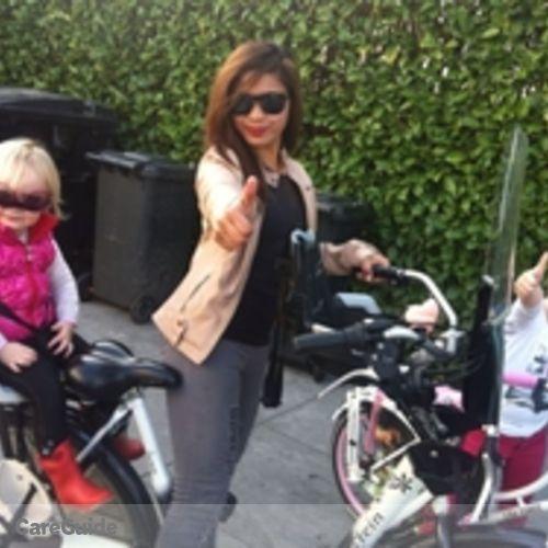 Canadian Nanny Provider Monaliza Giselle R's Profile Picture