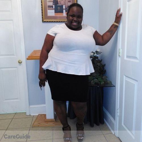Child Care Provider Ebony Brown's Profile Picture