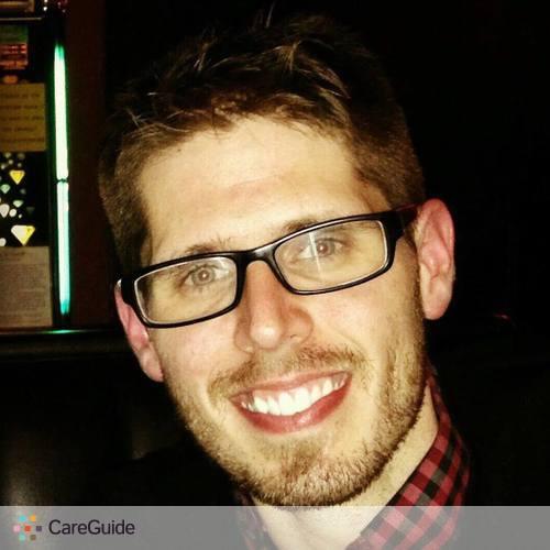 Writer Provider Eric R's Profile Picture