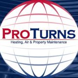 Pro Turns, LLC is a certified company specialized in property maintenance.