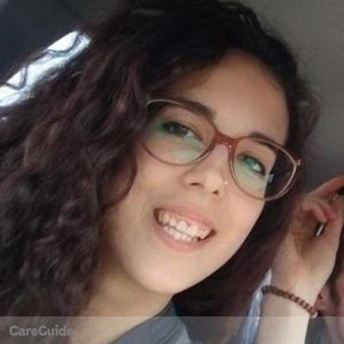 Canadian Nanny Provider Alice Montagner's Profile Picture
