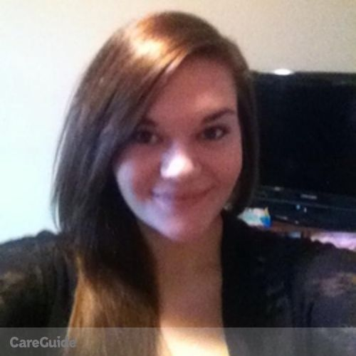 Canadian Nanny Provider Kendra Niles's Profile Picture