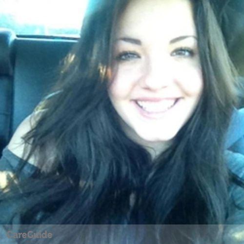 Canadian Nanny Provider Sophia Rose's Profile Picture