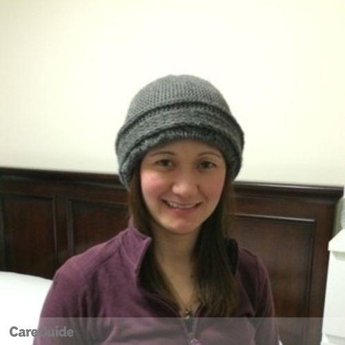 Canadian Nanny Provider Teenah L's Profile Picture