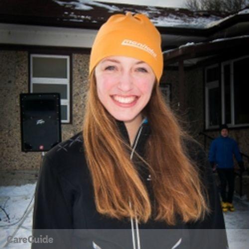 Canadian Nanny Provider Elora Adamson's Profile Picture