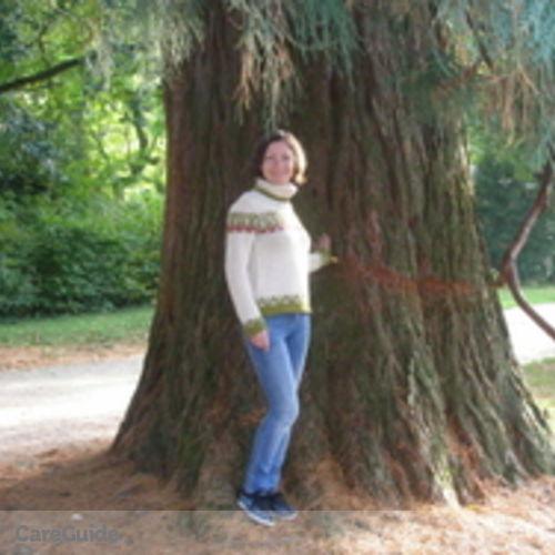 Canadian Nanny Provider Evgeniya Kuznetsova's Profile Picture