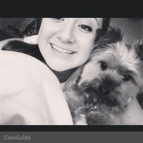 Pet Care Provider Hannah Morman's Profile Picture