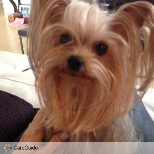 Pet Care Job Annette Diaz's Profile Picture