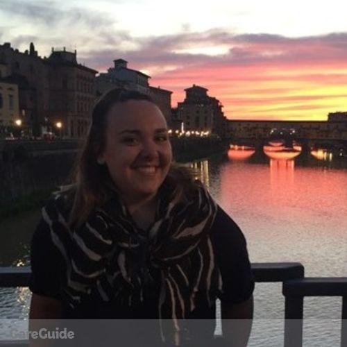 Canadian Nanny Provider Larissa T's Profile Picture