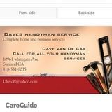 Daves handyman services