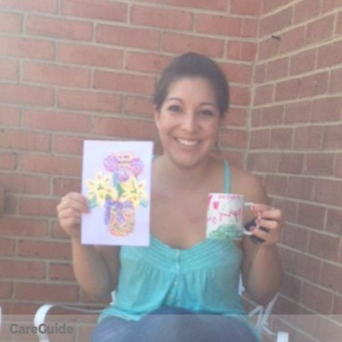 Child Care Provider Natashia Solano Solano's Profile Picture