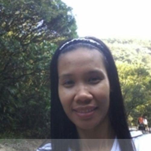 Canadian Nanny Provider Jenevie A's Profile Picture