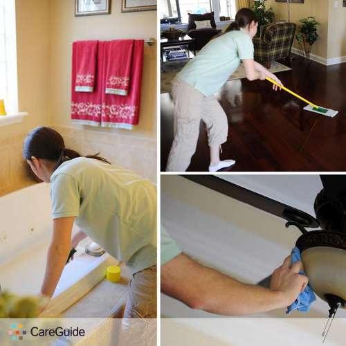 Housekeeper Provider Rocio Martinez's Profile Picture
