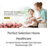 We provide excellent quality Care with the best qualified experienced Healthcare professionals in the comfort of your home