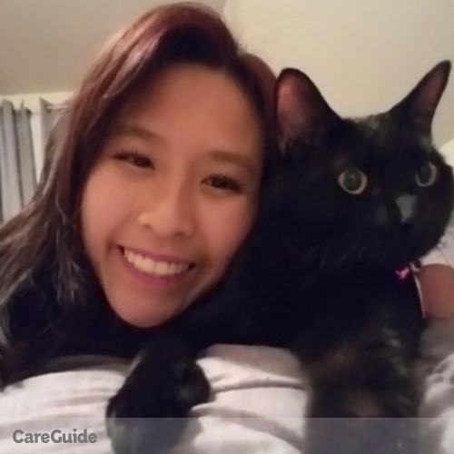 Pet Care Provider Claudia Wong's Profile Picture