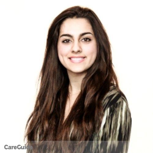 Canadian Nanny Provider Rochelle Adamiak's Profile Picture