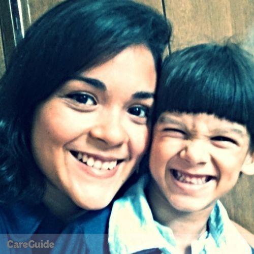 Canadian Nanny Provider Leticia Vieira's Profile Picture