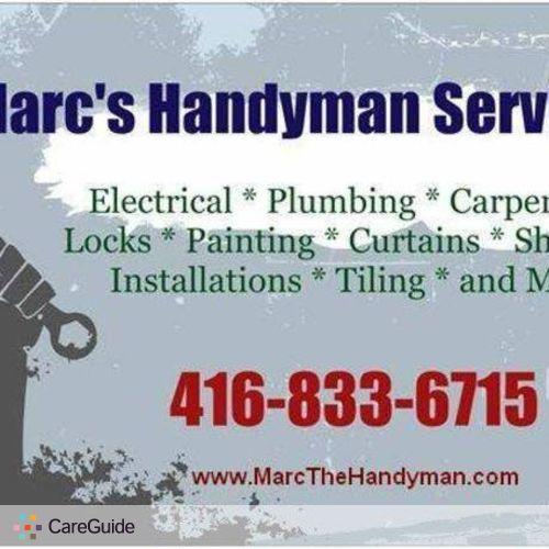 Handyman Provider Marc W's Profile Picture