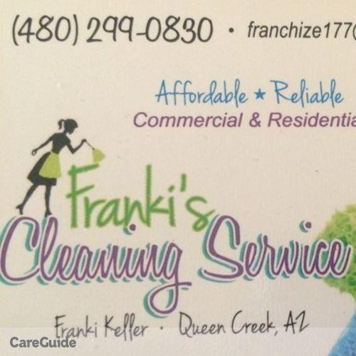 Housekeeper Provider Franki Keller's Profile Picture