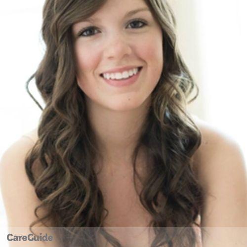 Canadian Nanny Provider Ebony Bigras's Profile Picture