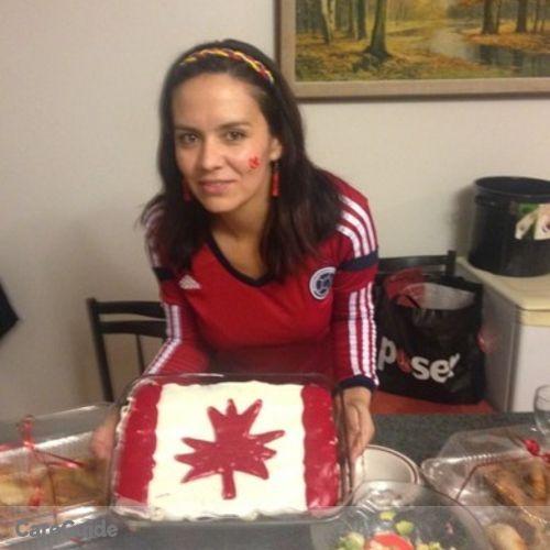 Canadian Nanny Provider Lorena Amaya's Profile Picture