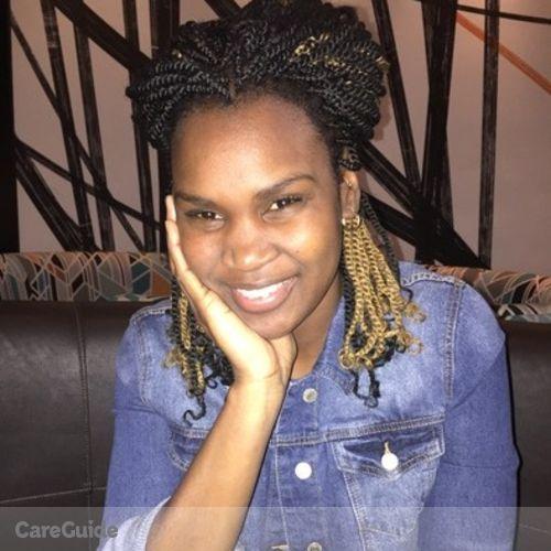 Canadian Nanny Provider Rochelle Watson's Profile Picture