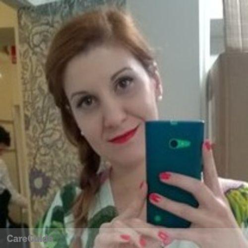 Canadian Nanny Provider Silvia B's Profile Picture