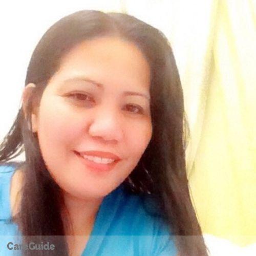 Canadian Nanny Provider Jessica Cubilo's Profile Picture
