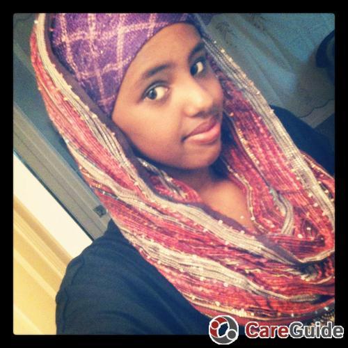 Child Care Provider Bushra Mohammed's Profile Picture