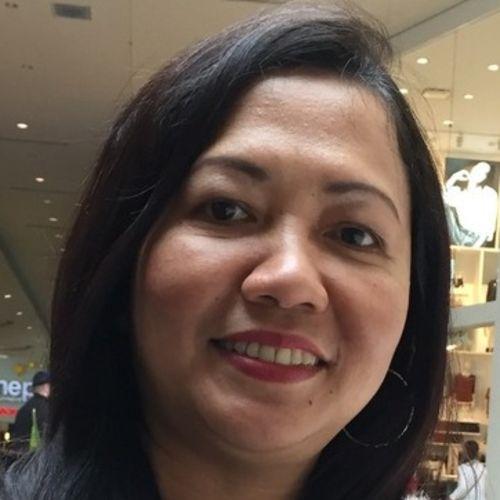 Canadian Nanny Provider Sarah Balmaceda's Profile Picture