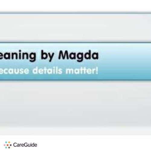 Housekeeper Provider Magda Ka's Profile Picture
