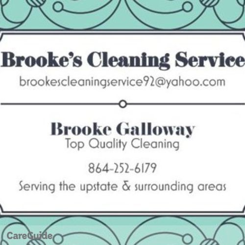 Housekeeper Provider Brooke Galloway's Profile Picture