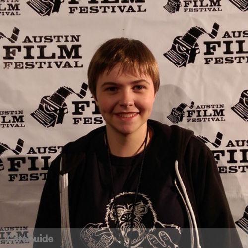 Videographer Provider Ashley Beuhler's Profile Picture