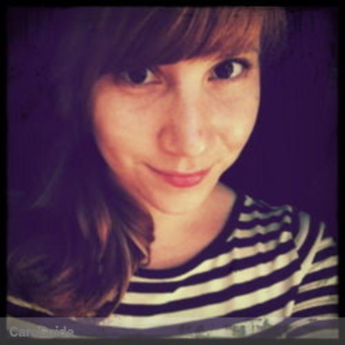 Canadian Nanny Provider Brianna Vought's Profile Picture