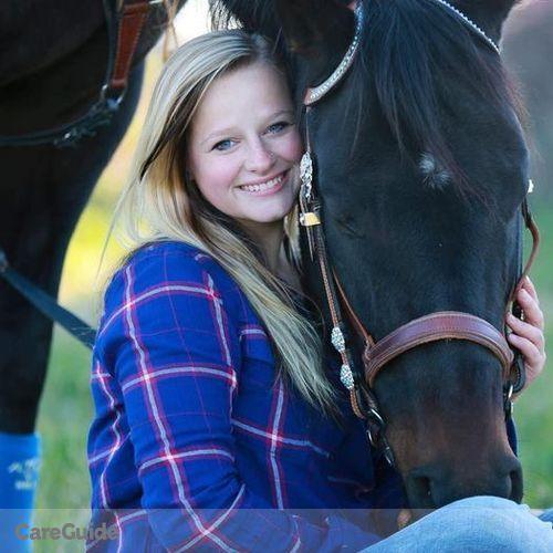 Pet Care Provider Courtney Schmidt's Profile Picture