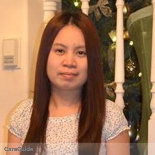 Canadian Nanny Provider Marlene Espino's Profile Picture