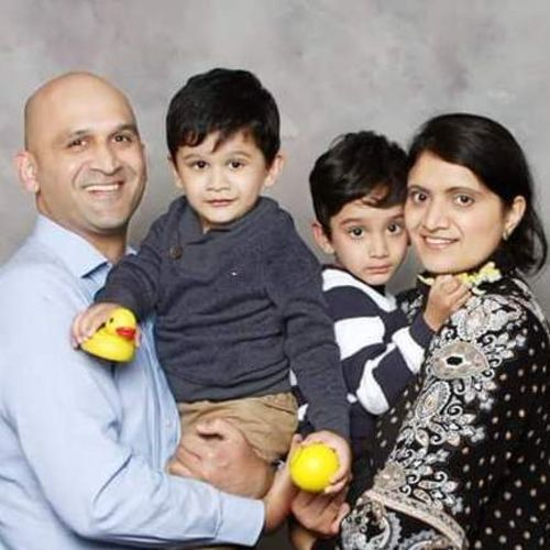 Canadian Nanny Job Mr. Mrs. Durrani's Profile Picture
