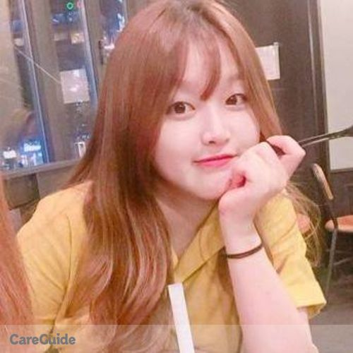 Canadian Nanny Provider Minjeong K's Profile Picture