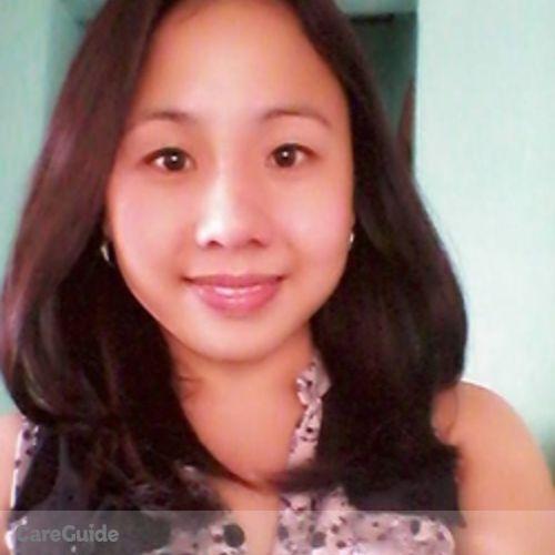 Canadian Nanny Provider Alyn Nillo's Profile Picture