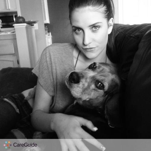 Pet Care Job Jacinta W's Profile Picture
