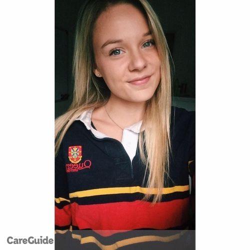 Canadian Nanny Provider Rebecca Garratt's Profile Picture