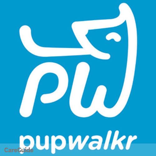 Pet Care Provider PupWalkr Services's Profile Picture